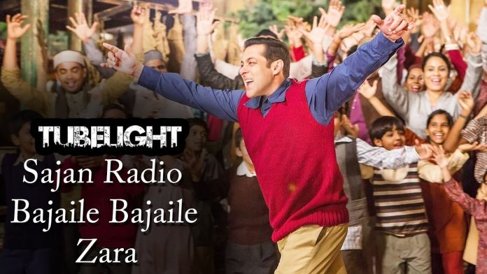 Tubelight-radio-song
