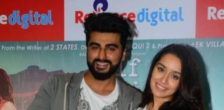 Arjun and Shraddha continue promotions of Half Girlfriend post release – Photos!