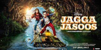 Katrina Kaif shares new Jagga Jasoos movie poster with Ranbir Kapoor
