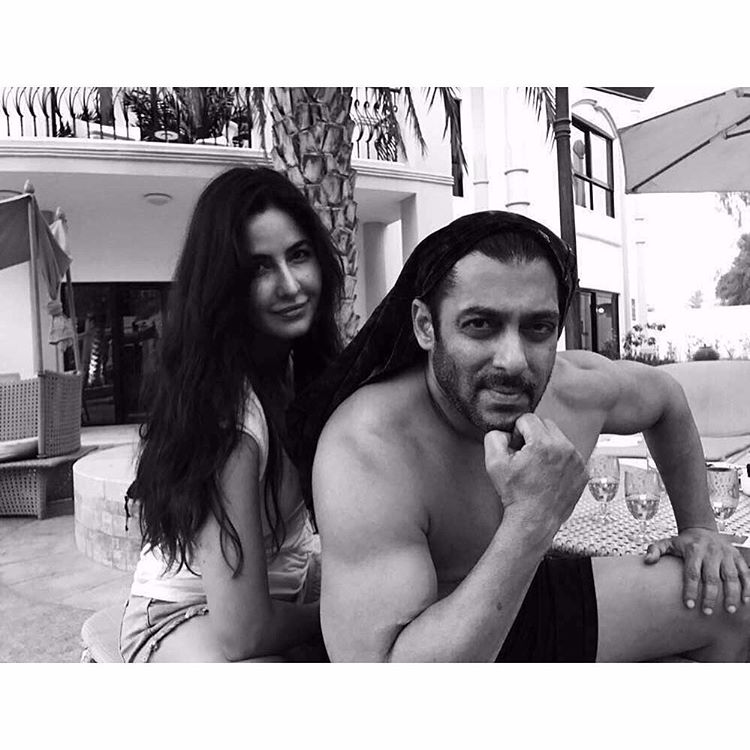 Katrina Kaif Posts Photo With Salman Khan On Instagram -2046