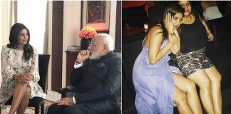 "Priyanka Chopra shuts down trolls for her ""leg controversy"" meeting with PM Narendra Modi"
