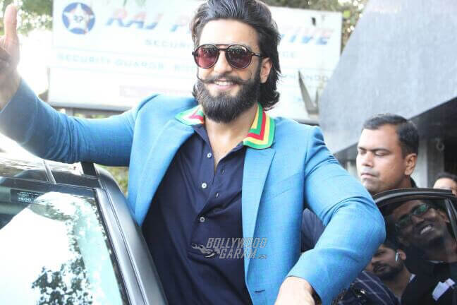 ranveer injured