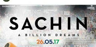 Sachin Tendulkar to hold special screening of Sachin: A Billion Dreams for the Indian cricket team
