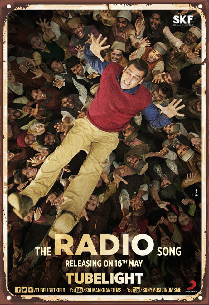 The Radio Song first look poster!