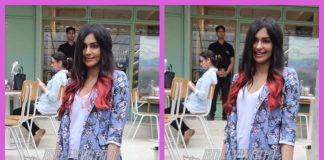 Adah Sharma is cool for the summer as she steps out in Mumbai