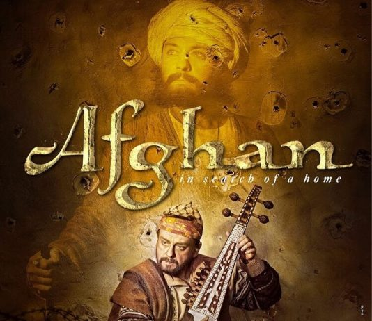 Afghan poster out – Adnan Sami to make his acting debut with this Afghani musical!