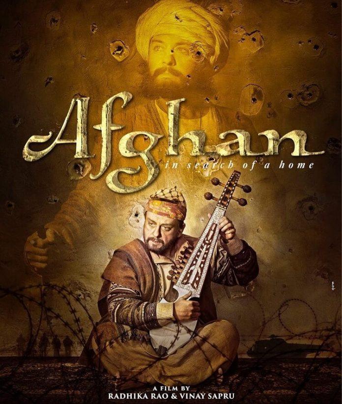 Adnan Sami Afghan Poster