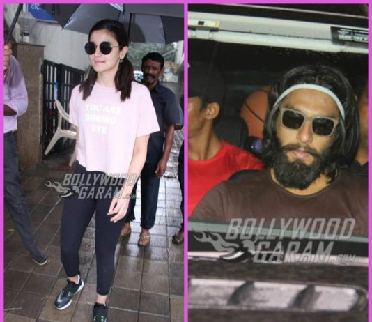 Celebrity Street Style Photos – Alia Bhatt, Ranveer Singh welcome monsoon in style