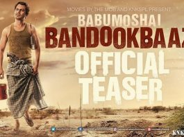 Babumoshai Bandookbaaz teaser – Nawazuddin Siddiqui looks intriguing as a contract killer!