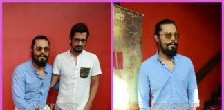 Photos – Randeep Hooda promotes latest film, Cheer Haran at press conference