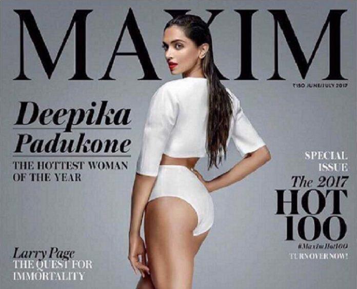 Deepika Padukone Maxim India
