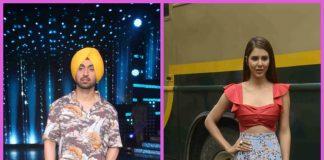 Diljit Dosanjh promotes Super Singh on the sets of Nach Baliye 8
