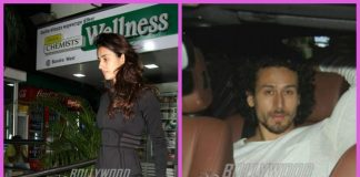 PHOTOS – Tiger Shroff and Disha Patani spend quality time together!