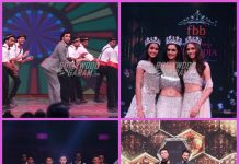 Photos – Bollywood celebrities glam up Femina Miss India 2017 crowing event!