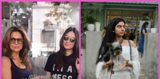 Photos – Kareena Kapoor Khan, Amrita Arora, Bipasha Basu and Khushi Kapoor have a girls' day out