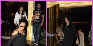 Shah Rukh Khan attends exclusive restaurant opening designed by Gauri Khan