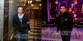 Saif Ali Khan and Karan Johar to co-host IIFA Awards 2017!