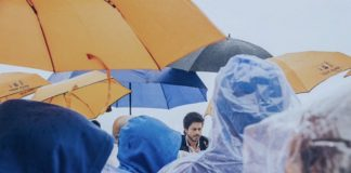 Second song from Jab Harry Met Sejal could be a sad rain song, hints Shah Rukh Khan
