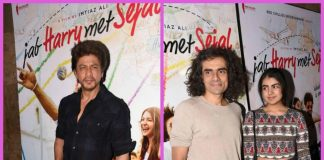 Shah Rukh Khan and Imtiaz Ali promote Jab Harry Met Sejal