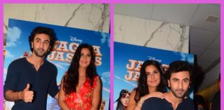 Ranbir Kapoor and Katrina Kaif come together again for Jagga Jasoos promotions