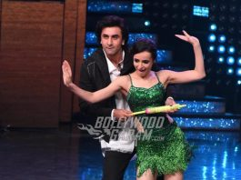 PHOTOS – Ranbir Kapoor turns a charmer on Nach Baliye 8 for Jagga Jasoos promotions!