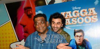 Anurag Basu, Ranbir Kapoor promote Jagga Jasoos sans Katrina Kaif!