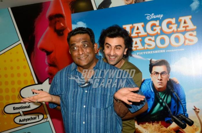 Jagga Jasoos promotions -1