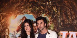 Katrina Kaif and Ranbir Kapoor together launch the song Galti Se Mistake from Jagga Jasoos