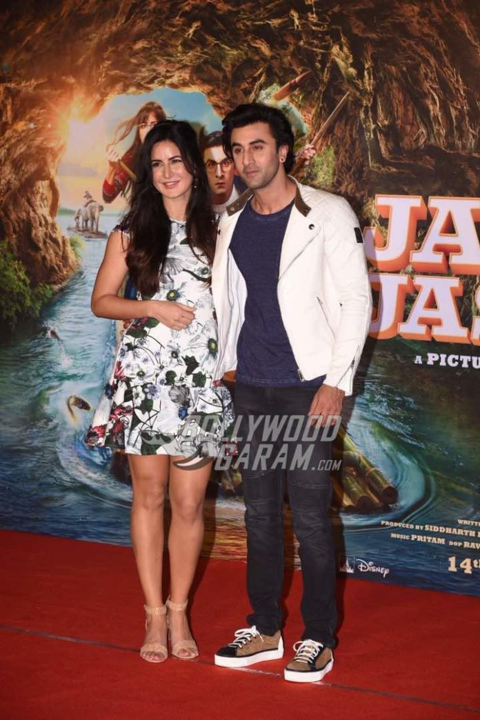 Jagga jasoos song launch -2
