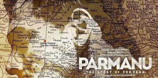 John Abraham released the poster of his next film, Parmanu – The Story of Pokhran