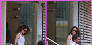 Photos – Kangana Ranaut photographed post dance practice session