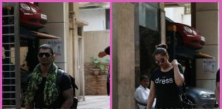 Bipasha Basu and Karan Singh Grover are the perfect workout couple