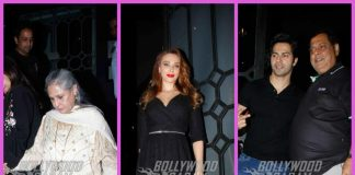 Photos – Varun Dhawan throws a special birthday bash for mom Karuna Dhawan