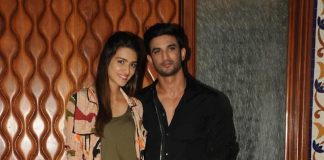 PHOTOS – Sushant Singh Rajput, Kriti Sanon do a fun photoshoot for Raabta promotions