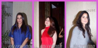 Photos – Bollywood celebrities turn up for Manish Malhotra's private bash!