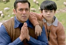 Tubelight Ka Dost video shows the special bond between Salman Khan and Matin Rey Tangu