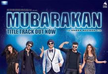 Mubarakan Title Track Released – The entire cast is out in a party avatar!