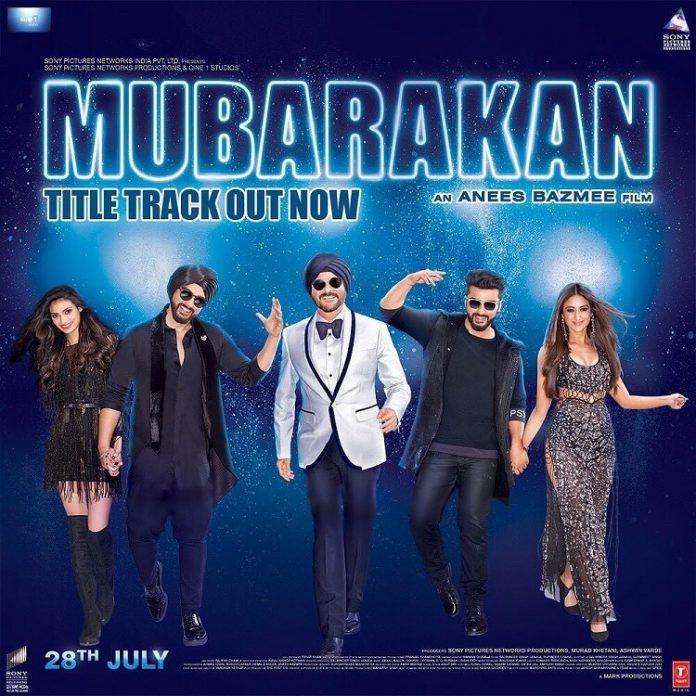 Mubarakan Title Track