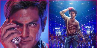 Munna Michael first look out – Tiger Shroff flaunts 8 pack abs, Nawazuddin Siddiqui is a dancing don!