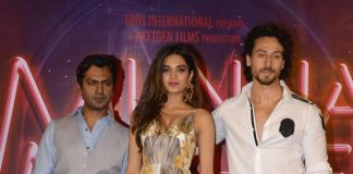 Tiger Shroff, Nidhi Agerwal, Nawazuddin Siddiqui launch Munna Michael trailer! – Photos / Video