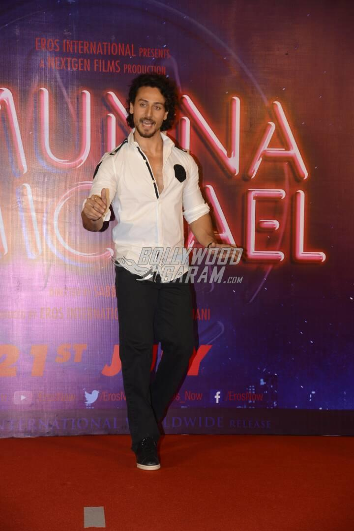 Munna Michael trailer launch
