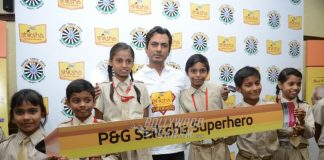 Nawazuddin Siddiqui promotes the cause of education for underprivileged children
