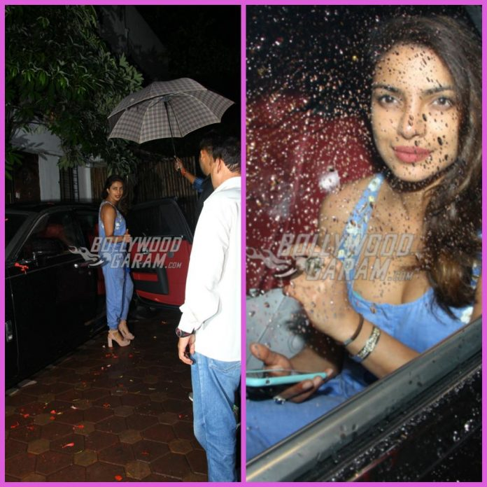 Priyanka rain