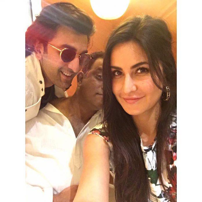 Ranbir katrina selfie