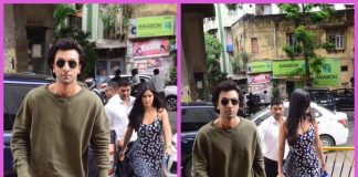 Ranbir Kapoor and Katrina Kaif promote Jagga Jasoos on the radio!