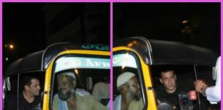 Salman Khan grabs an auto rickshaw ride to promote Tubelight