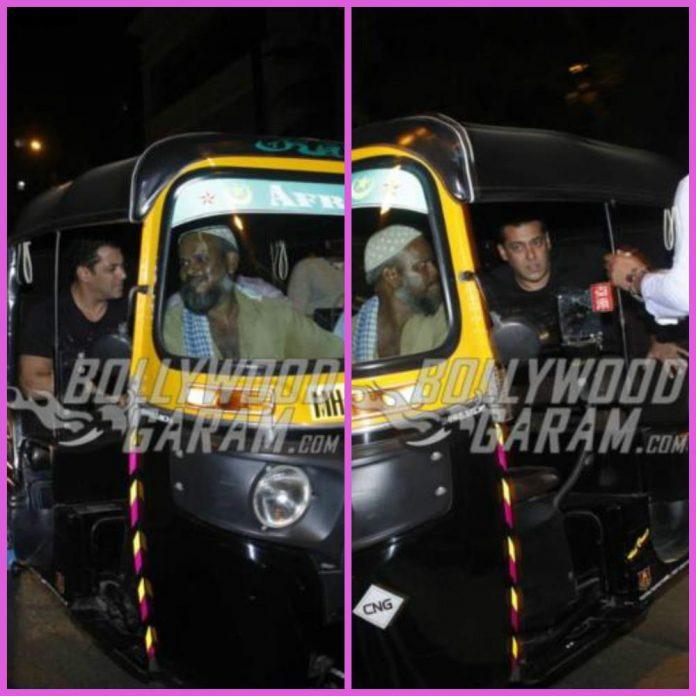 Salman Auto rickshaw