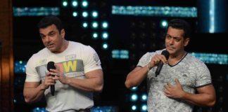 PHOTOS: Salman Khan, Sohail Khan promote Tubelight on Nach Baliye 8 with Sonakshi Sinha!