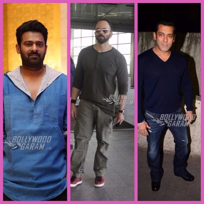 Salman Khan and Prabhas