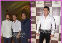 Salman Khan, Shah Rukh Khan and other Bollywood celebrities at Baba Siddiqui's Iftar party!